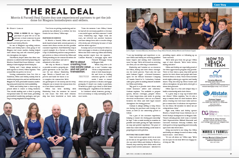 Niagara Real Estate Magazine