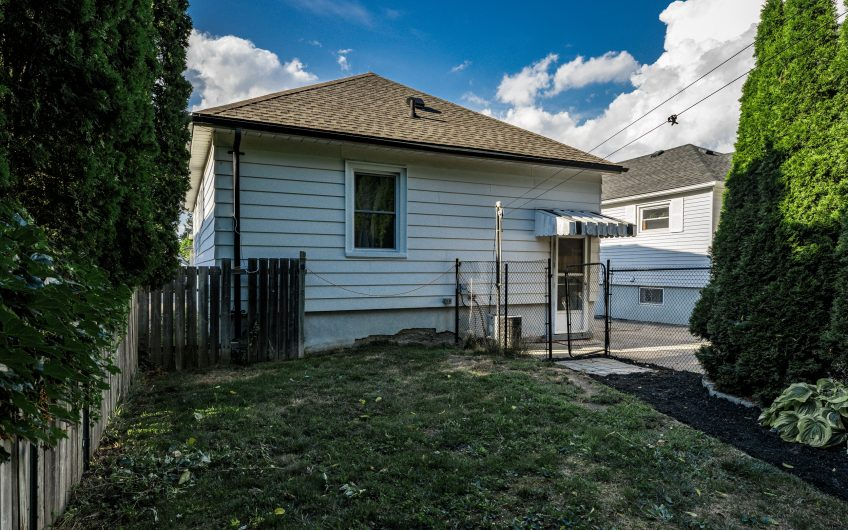 14 ATWOOD Street, St. Catharines, ON L2R 1H1